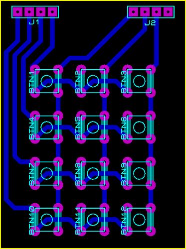 Matrix Keyboards Microcontroller Interface Gzalo Com