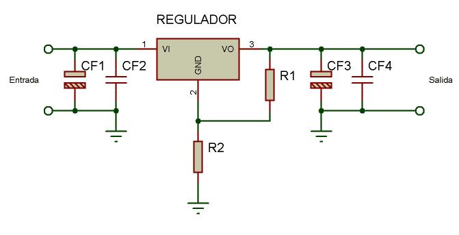 Calculador De Regulador De Tensi 243 N Y Corriente Gzalo Com